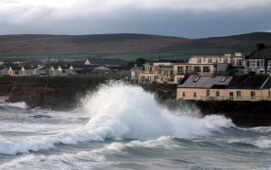 Kerry County Council has just issued a High Tide & Storm Swell Warning for the weekend.