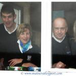 Drive-In Rain At Castleisland Golf Club Ceremony