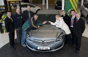 Kerry GAA / Ahern's Opel Car Draw Winner 7-1-2014