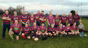 Morris Rugby Corporation  V The Island 18-1-2014
