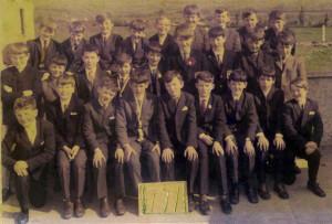Castleisland Boys' National School 1971
