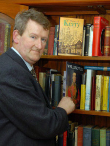 Author, Gerald O'Carroll will launch his new book in Tralee on Thursday night.