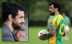 On Reflection:  Paul Galvin - who has just announced his retirement from the Kerry jersey. ©Photographs: John Reidy