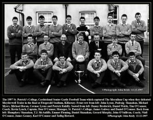 St. Pat's 1997B