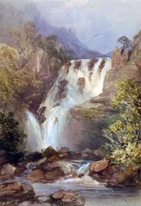 Torc Waterfall - By Mary Balfour Herbert