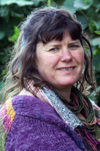 Kilflynn based herbalist, Christine Best.