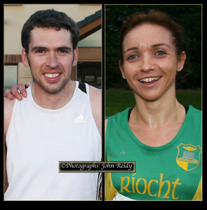 Ed Murphy, Gneeveguilla AC was the first home while Siobhán Daly, An Riocht won the women's race at the second annual Scoil Muire Gan Smál 5K Road Race and Fun Run on Sunday morning. ©Photographs: John Reidy