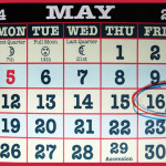 The Mystery of May 16 & 17