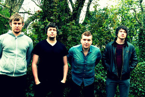 Castleisland band, Fallings who are nominated for a Hot Press music award.