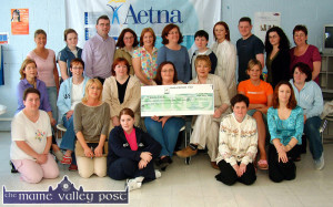 Aetna / Telethon People in Need  25/5/2004