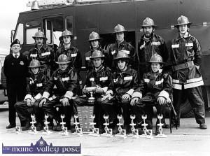 Castleisland Fire Service 20-4-1984