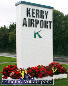 Kerry Airport where passenger figures show a welcome increase for 2013.  ©Photograph: John Reidy