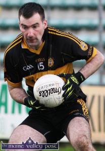 Dan O'Shea - early second-half goal for Currow. ©Photograph: John Reidy