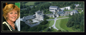 Marie Walsh is organising another trip to Glenstal Abbey on the back of the success the first visit in March.