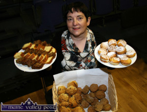 Catherine O'Connell - Christmas Cookery Classes  at An Riocht  ©Photograph: John Reidy