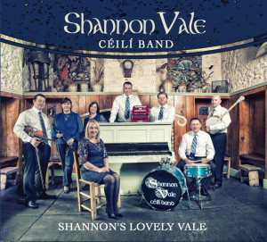 The CD cover shot at Kate Browne's in Ardfert.