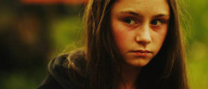 Castleisland teenager, Nicole Downey as she appears in 'Darkness at the Edge of Town'
