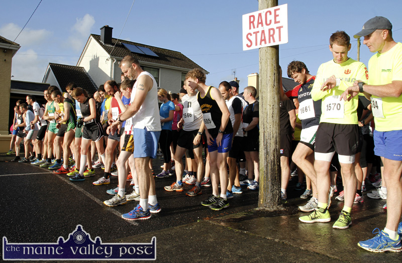 Weather Breaks Kindly for Couch-to-5K Opener