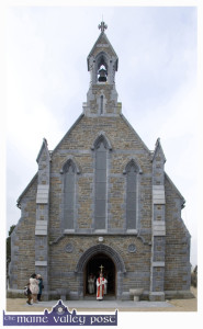 The Church of St. Carthage in Brosna also got a favourable mention.  ©Photograph: John Reidy 28-2-2013