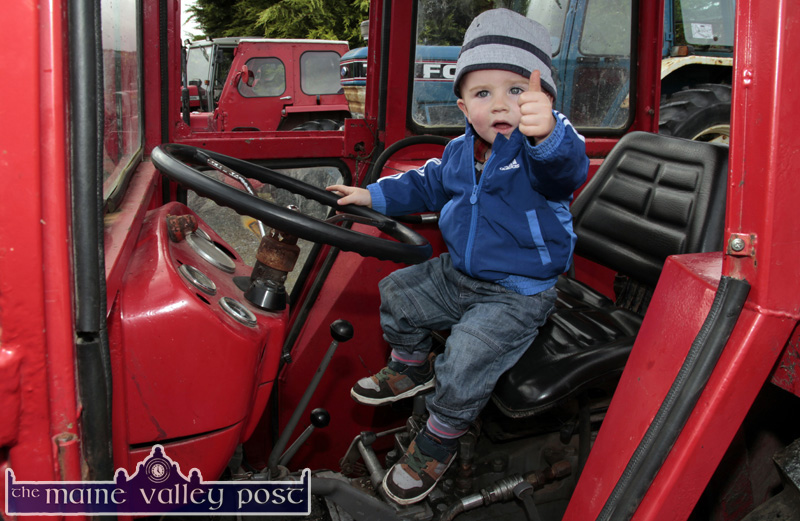 Date Move Worked For Paudie Fitzmaurice Tractor Run