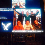 Brave Boys of Cordal campaign against Irish Water in New York