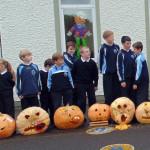 Terrifying Pumpkin Parade at Knockaderry NS