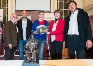 Brosna Musician is first Kerryman to Win Fiddler of Dooney Prize