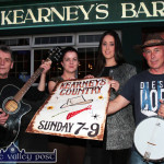 Take in Kearney's Country on Sunday Nights