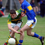 A week of Honours for David Moran and Kerry