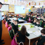TD Amazed at 35 to 1 Crowded Classroom in Scart
