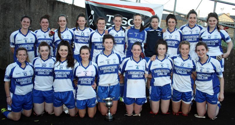 Munster Intermediate Title for Desmonds Ladies