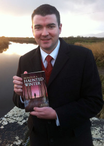 Brednad Griffin, TD - new novel launched this week.