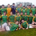 Purple Patch for 'Pat's with Munster Football Title win