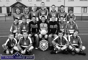 Castleisland Boys' U-14 League Champions 21/04/2005