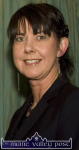 Liz Galwey: - John Galvin was an inspirational player with St. Mary's Team Garvey's .