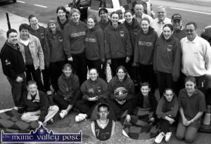St. Mary's Club Senior Ladies All-Ireland Champs 11/04/2004