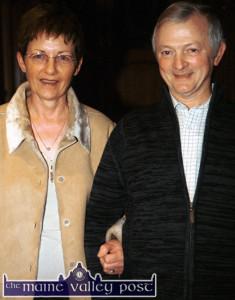 Scartaglin GAA Club Social at the River Island Hotel 8-2-2003