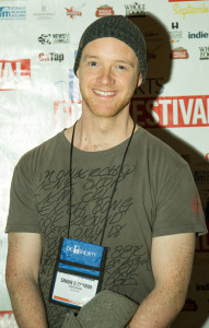 Shaun O'Connor - an impressive and growing list of credits for the emerging and multi-talented film-maker.