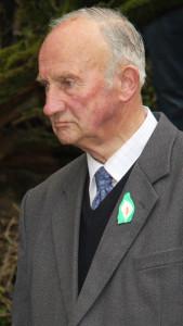 The late Arthur Lenihan.