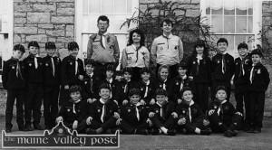 Castleisland Cub/Scout Unit 17-3-1990