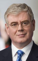 As Tánaiste, Eamon Gilmore refused to visit the society in 2013.