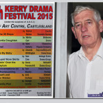 Writer in Residence to Open Kerry Drama Festival