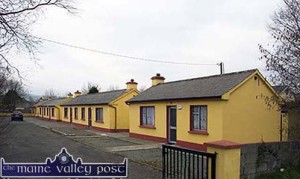 The committee in charge of the 1983 opened 'Old Folks Homes' have advertised a vacancy for a suitable candidate at River View Place, Castleisland.  ©Photograph: John Reidy 15/03/2015