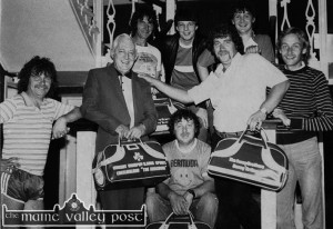 Vincent Murphy and the Furey Brothers 28-7-1983