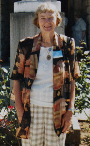 The late Maggie Curtin - nee Cahill.