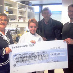 Scart's  Ruth Donates her Ponytail for Cancer Research