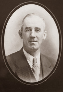 Denis 'Den' Prendiville. His account of the events of that July 1921 Sunday night is as vivid as you'll get from any event of that time. Photograph: Courtesy of Joe Hartnett.