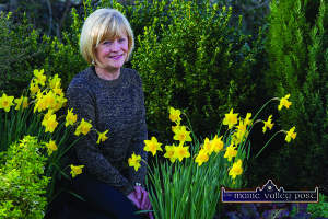 Castleisland area Daffodil Day organiser, Marie Walsh reports on the fund  raised. ©Photograph: John Reidy