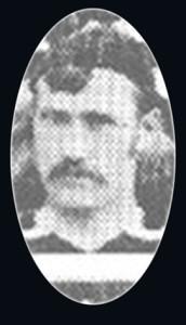 Tim 'Behane' O'Connor. The All Black from Castleisland.