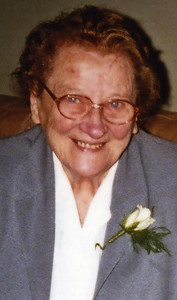 The late Sheila Kearney - nee O'Connor.